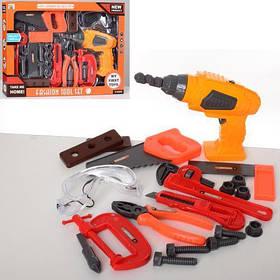 Дитячий ігровий набір Tool Set   Дитячий набір інструментів