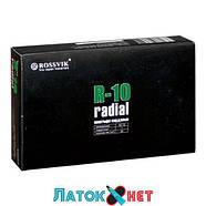 Радіальний пластир R 10 55 х 75 мм 1 шар корду Россвик Rossvik, фото 2