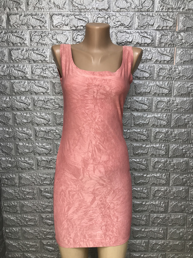 Платье майка Орнелия