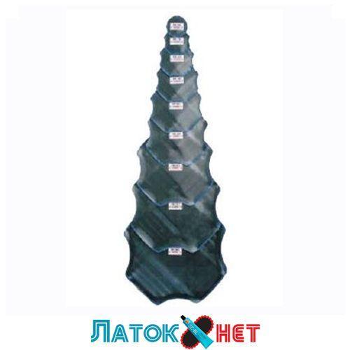 Ремонтний пластир діагональний Kd 76 345 мм Ferdus Чехія