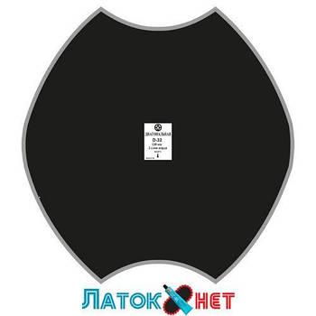 Пластырь диагональный D 32 термо 450 мм 8 слоёв корда 65° Россвик Rossvik