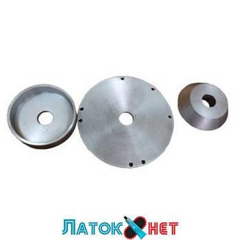 Планшайба и конусы для балансировочного станка диаметр вала 40 мм для ЗАЗ, Бычок, Газель и др. ПЛШ40