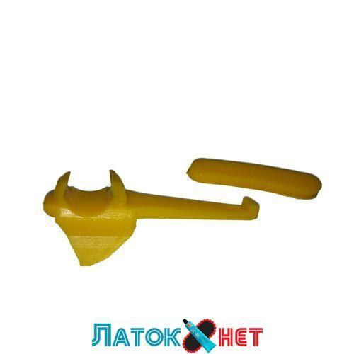 Комплект пластиковых насадок демонтажной лапы для легковых дисков 2единицы 1шт R3