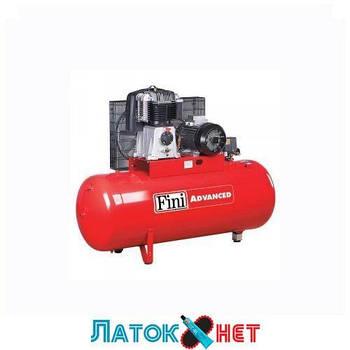 Компрессор 200 л 10 атм 650 л/мин 380В BK114-200L-5.5T BK114-200L-5.5T Fini