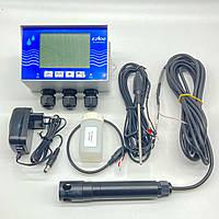 Система контролю розчиненого кисню у воді EZODO PCW-3000DTK