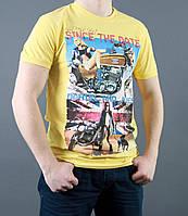 Яркая летняя футболка 2016