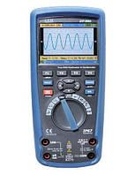 Цифровий прецизійний мультиметр-осцилограф CEM DT-9989