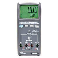 Прецизійний ватметр LUTRON DW-6063