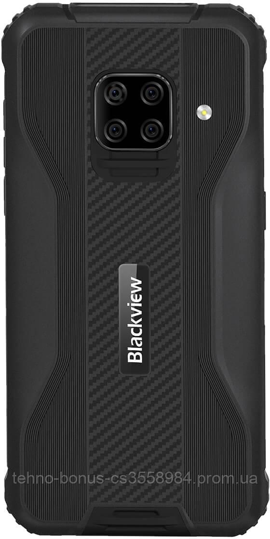 Смартфон Blackview BV5100 4/128GB Black