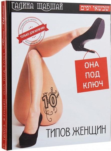 10 типів жінок Галина і Юхим Шабшай