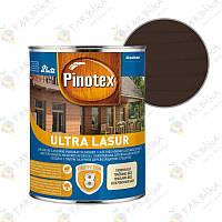 Деревозащита Pinotex Ultra Lasur (3 л) палісандр