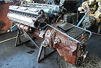 Ремонт двигателей 3Д6 3Д12