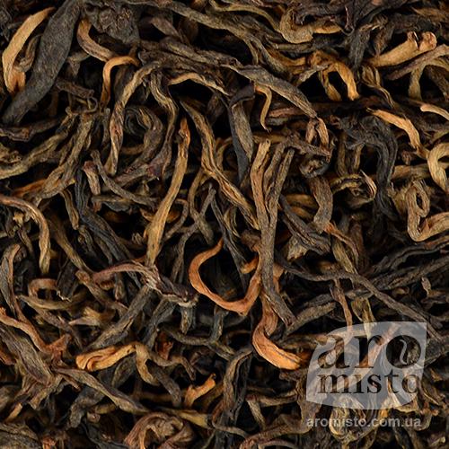 Чорний класичний чай Золотий Юннань 50g