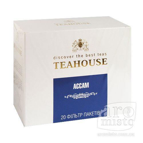 Пакетований чай для чайника Ассам 4g х 20