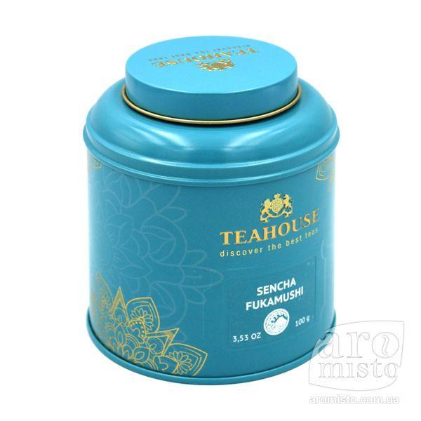 """Подарунковий чай Сенча Фукамуші"""" 100g"""