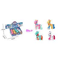 """Дитяча фігурка """"My little Pony"""" з крилами і гребінцем"""
