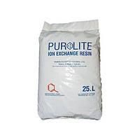 Сильнокислотный катионит Purolite C100
