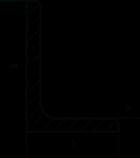 Уголок стальной 32х32х4, марка стали Ст. 09Г2С-12, ГОСТ 8509, фото 5