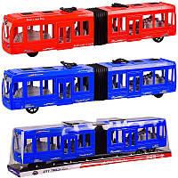 """Іграшкова модель """"Тролейбус"""""""