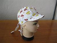 Детские головные уборы, панамы и кепки для мальчиков, модель 115