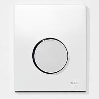 Панель смыва для писсуара пластиковая TECE TECEloop urinal 9.242.627 белая, клавиша хром глянцевый, фото 1