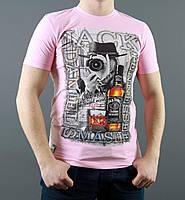 Классическая футболка с рисунком