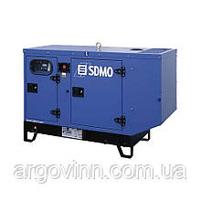 Трифазний дизельний генератор KOHLER-SDMO K27
