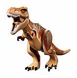 Конструктор Bela 10920 Побег Ти-Рекса Dinosaur World 168 дет, фото 2