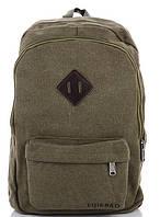 Молодежный рюкзак 102 green Купить молодежный рюкзак недорого в Украине