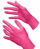 Перчатки NITRYLEX PF MERCATOR MEDICAL М Розовые