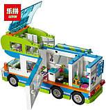 Конструктор Lepin 01062 Friends Дом на колесах 546 деталей, фото 5