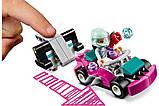 Конструктор Friends Lepin 01071 Мастерская по тюнингу автомобилей 463 деталей, фото 3