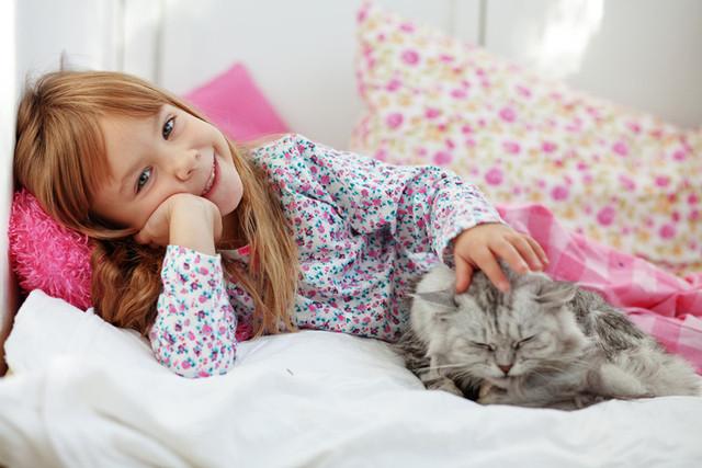 Детские пижамы и ночнушки