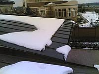 Система снегозадержания медная