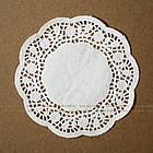 Серветка паперова ажурна 10 див. (100 штук), фото 3