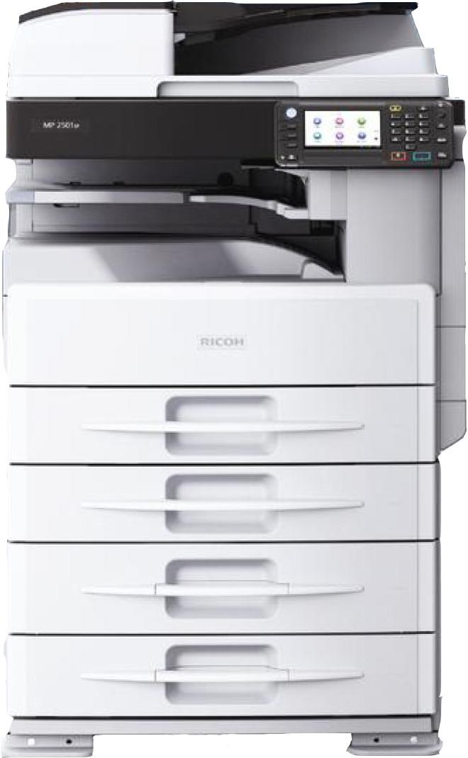 Ricoh MP 2501SP (принтер/копир/сканер/ крышка)