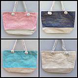 Пляжні сумки жіночі сумки пляжные сумки женские сумки, фото 5