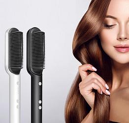 Расческа-выпрямитель Hair Straightener HQT-908/909