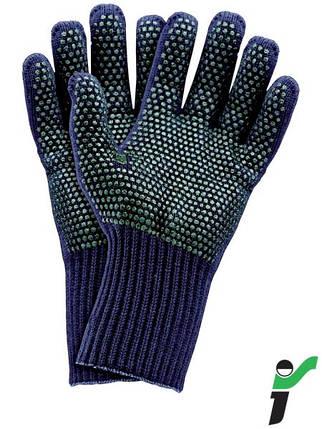 Защитные утепленные перчатки  RJ-AKWEV GZ, фото 2