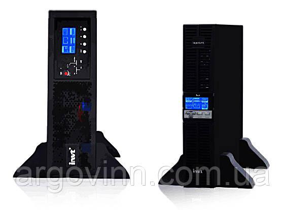 ДБЖ On-Line RACK HR1110L 10KL (10 kVA / 10 kW, зарядне 192-288 В, до 5A, вихід - клемні колодки)