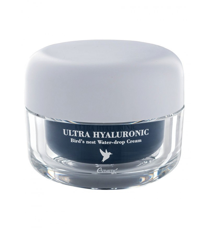 ЛАСТОЧКА/ГИАЛУРОН Крем для лица Ultra Hyaluronic acid Bird's nest Water- drop Cream 50 мл