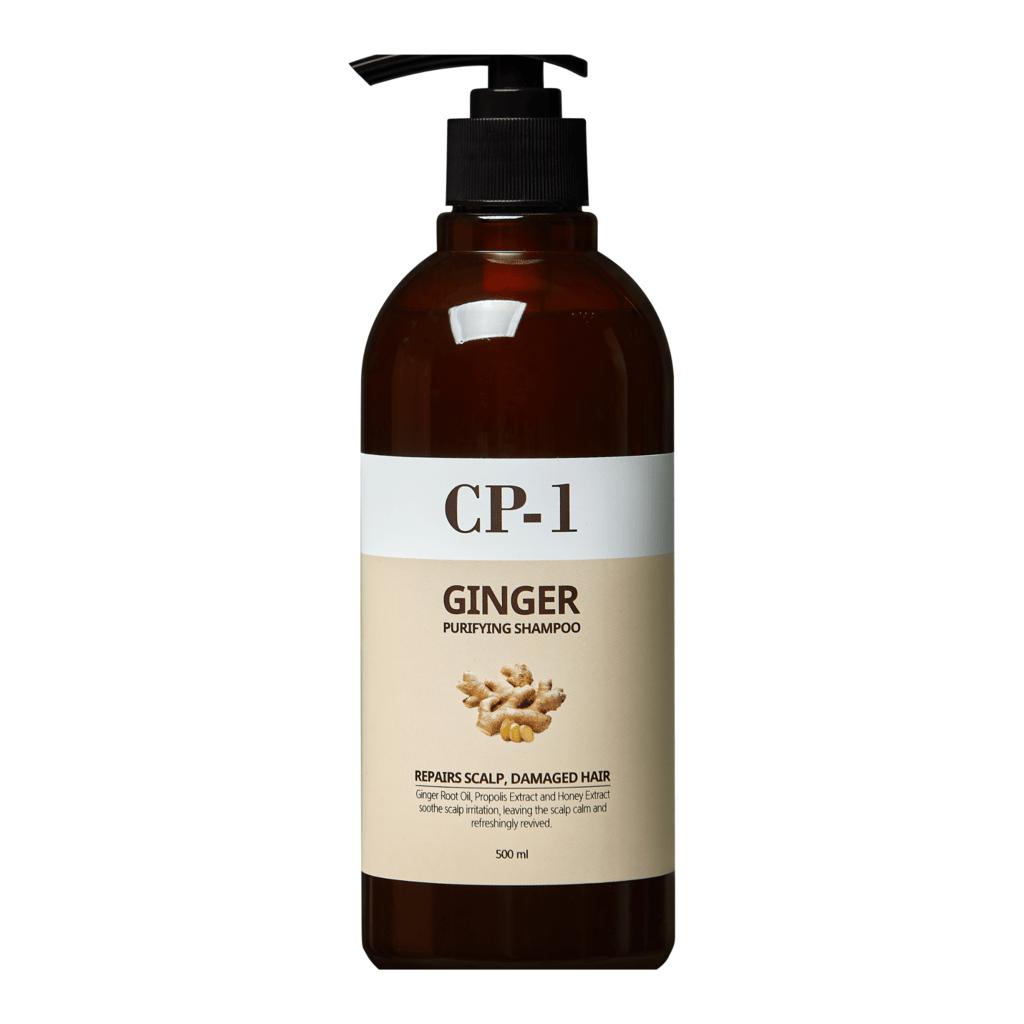 Шампунь для волосся імбирний CP-1 GINGER PURIFYING SHAMPOO, 500 мл