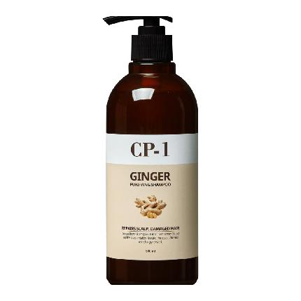 Шампунь для волосся імбирний CP-1 GINGER PURIFYING SHAMPOO, 500 мл, фото 2
