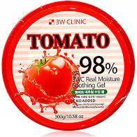 3W CLINIC Гель для тела универсальный TOMATO MOISTURE SOOTHING gel 300 мл