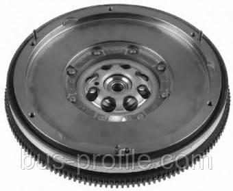 Демпфер сцепления на MB Sprinter 906 2.2 Cdi OM646 2006→ — Luk (Германия) — 415030910