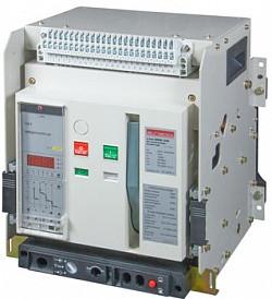Воздушный автоматический выключатель e.acb.2000D.1600 выкатной 3p 1600A 65 кА