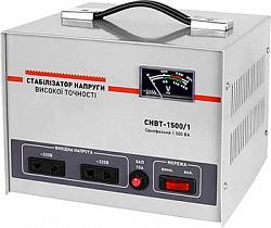 Стабилизатор напряжения СНВТ-1500-1 1500 VA
