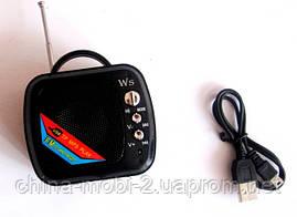 Радио Digital Speaker Mini WS-575 с USB, фото 2