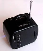 Digital Speaker   Mini WS-575 (портативное радио+TF), фото 3