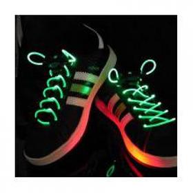 Светящиеся шнурки KS Disco Green SKL25-150692